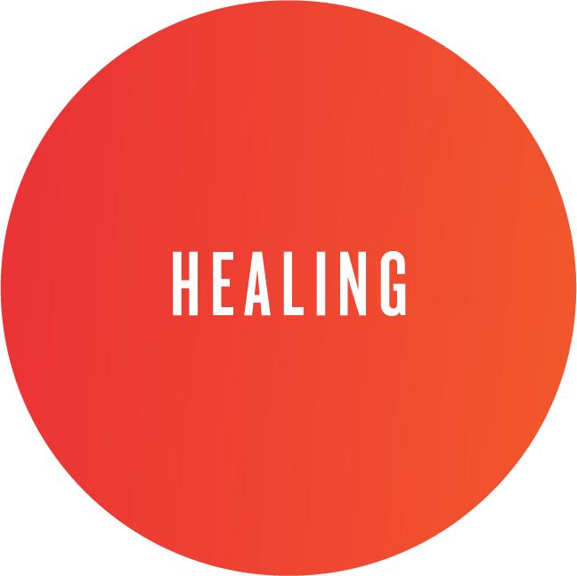 Deep Creativity is Healing