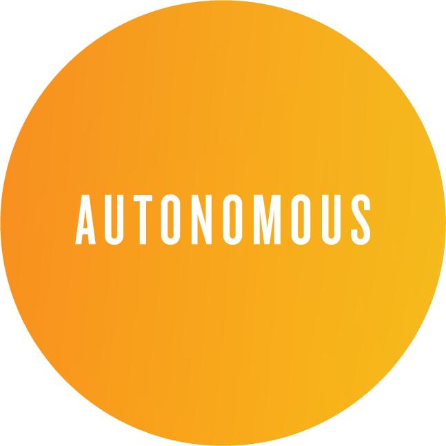 Deep Creativity is Autonomous