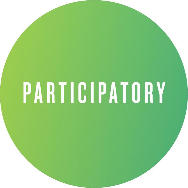 Deep Creativity is Participatory