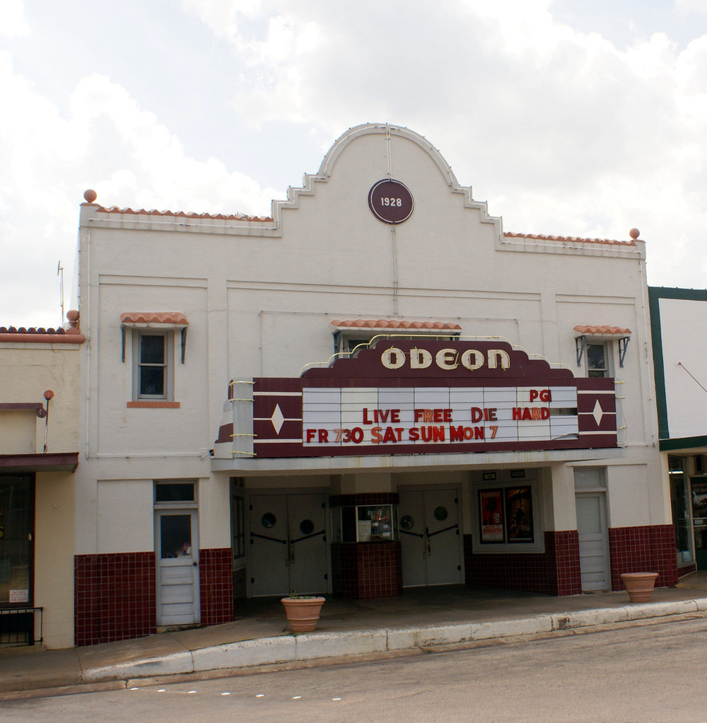 The Odeon in 1994