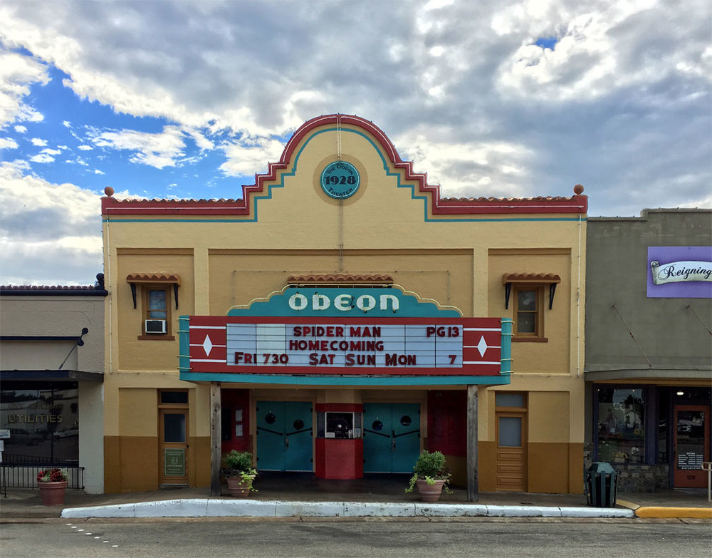 The Odeon in 2017