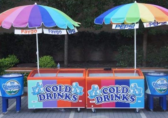 Cold Drink Station