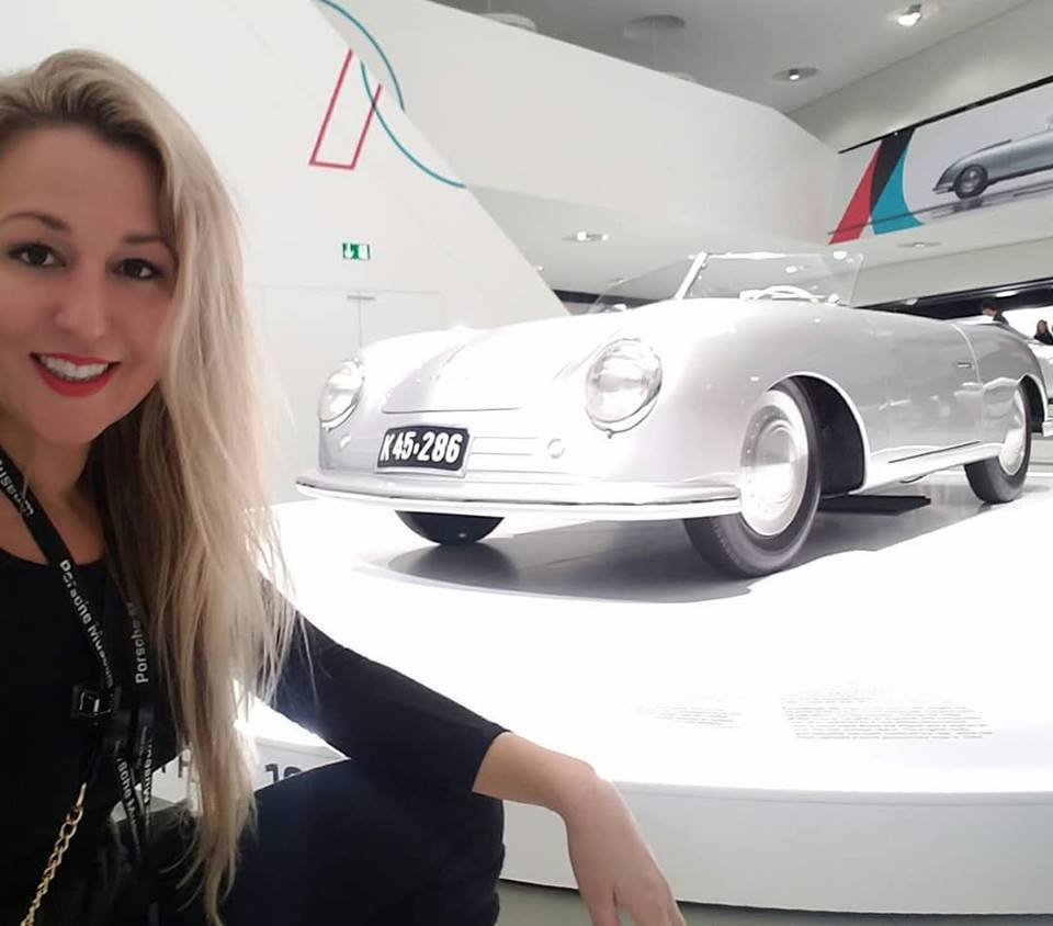 Celebration of the Porsche 356 - 70 years of Porsche excellence