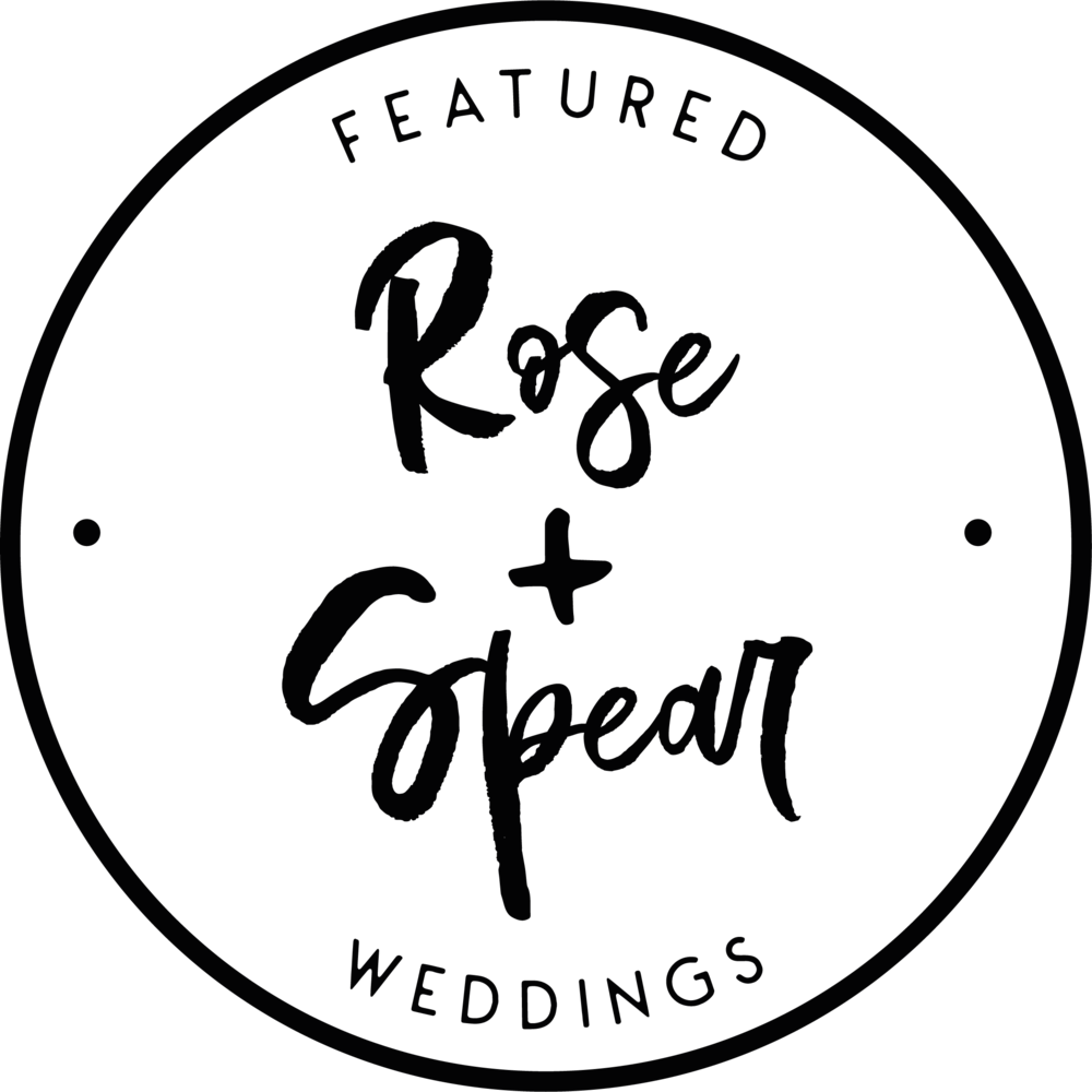Rose + Spear Featured Badge