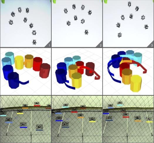 Choreographing Theatrical Scenes for Aerial Robots through Keyframe Interpolation.jpg