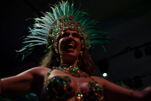 SAMBASPECTACULAR PACKAGE - Dancers wear traditional Brazilian Samba costumes, as seen at the Copacabana Restaurants30 minute set- 10 mins choreography- 10mins audience participation- 10mins photo and mingling with guest