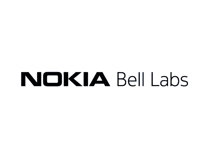 NOKIA Bell Labs Logo. Links to program page.