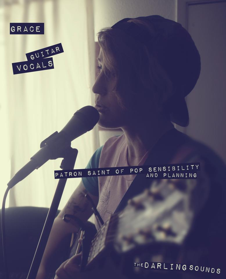 She sings! She plays guitar! She's our greatness conduit!