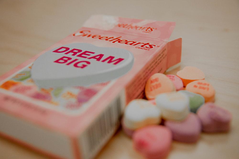 Dream smarter, not smaller -