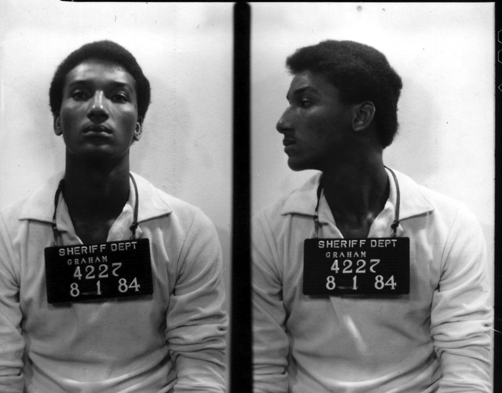 Aug 1, 1984: Ronald Cotton is arrested after he voluntarily goes into the police station to straighten things out.