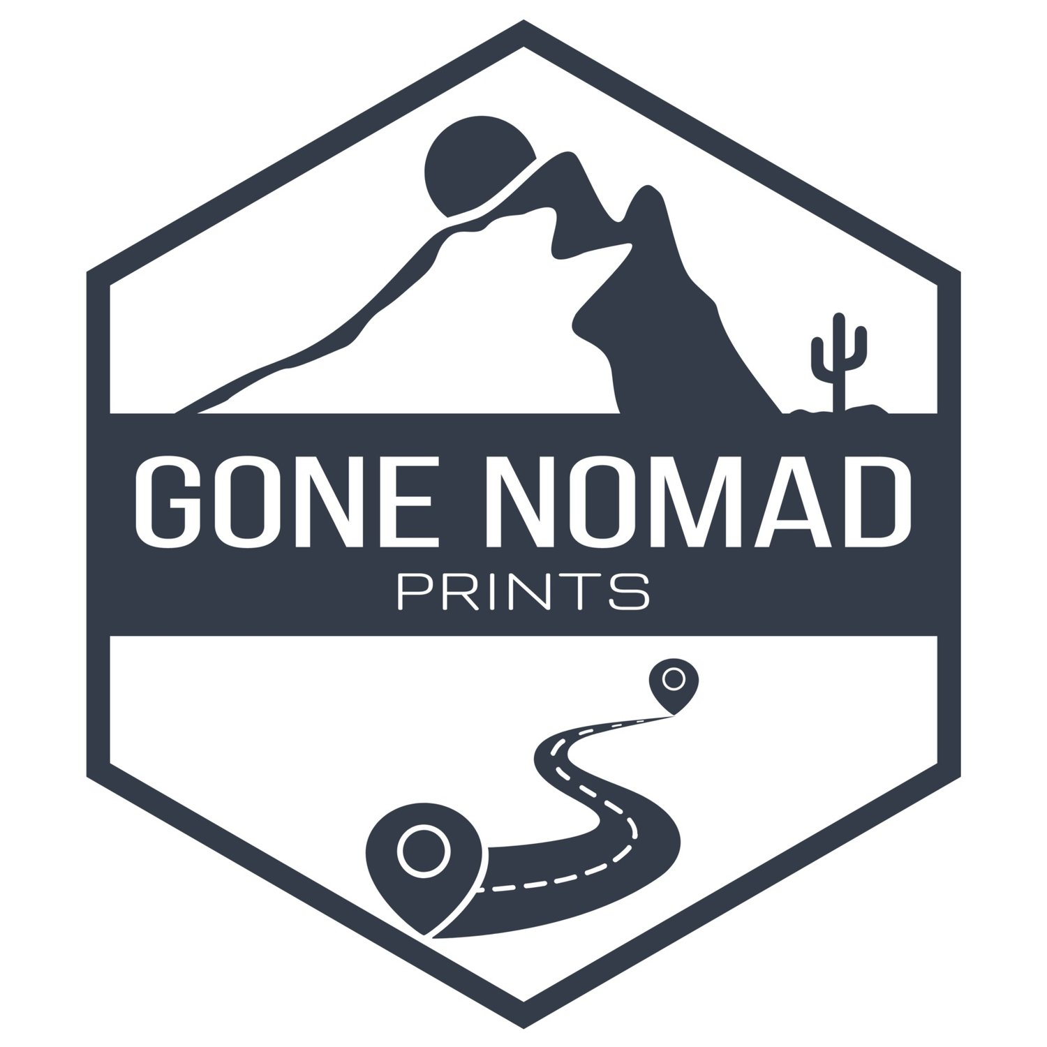 Gone Nomad Prints