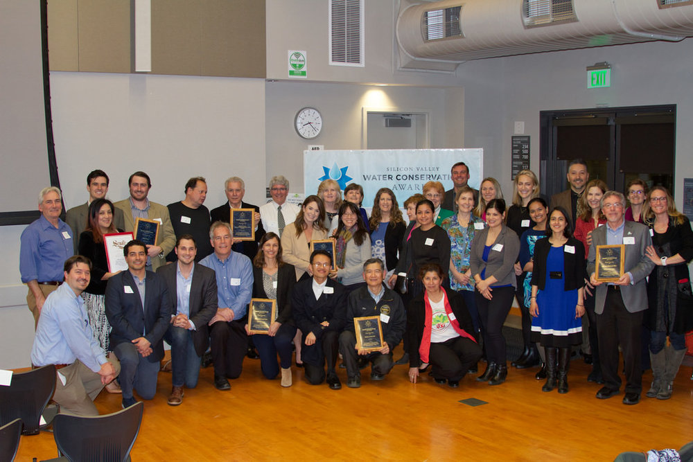 2018 Water Conservation Awards