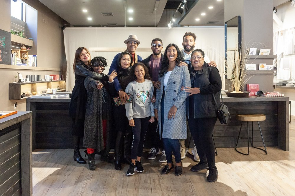 Private Shopping and Workshops Experiences