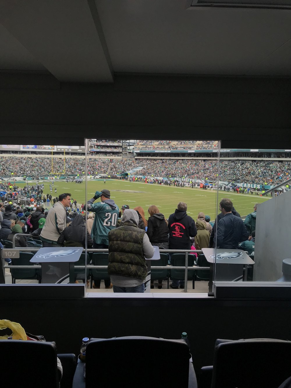Exclusive Sporting Event Experiences