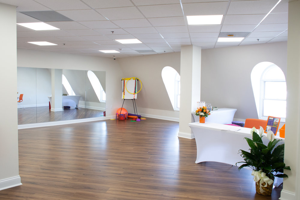 Gym & Great Room