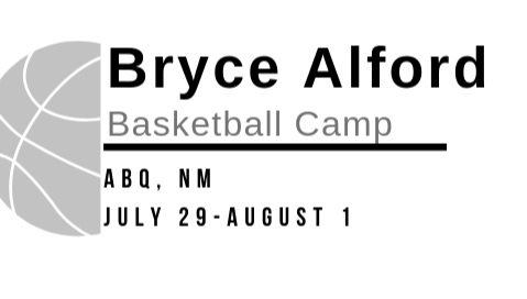 Bryce Alford Basketball Camp