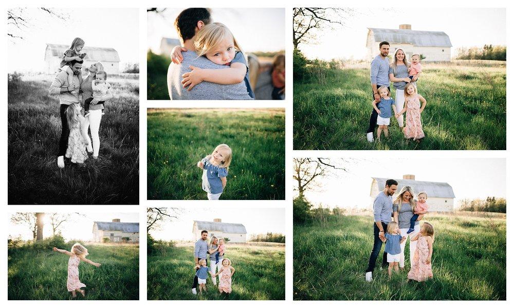 lake county photographer, bella nicole photography, lifestyle photographer, chicago photographer, sunset session, first birthday, child photographer
