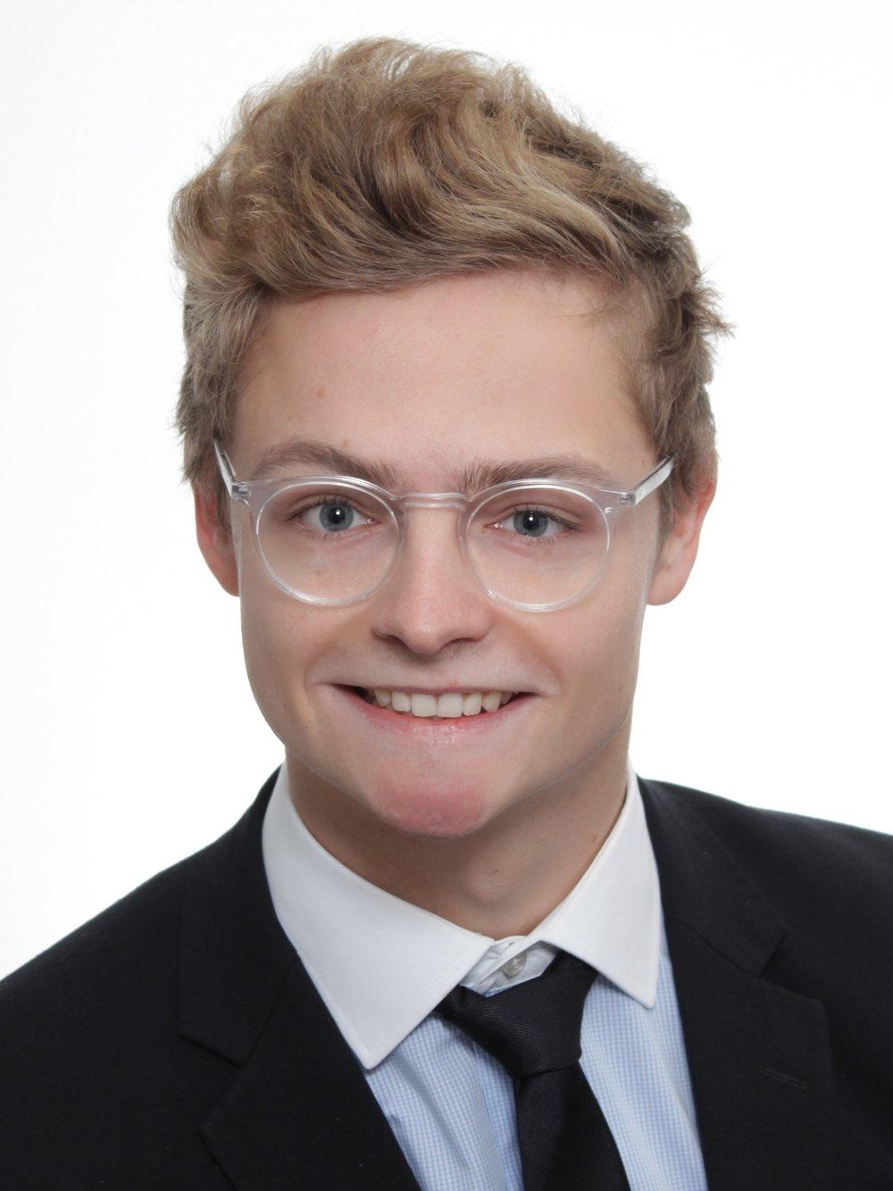 Moritz Gillmair - Chief Development Officer