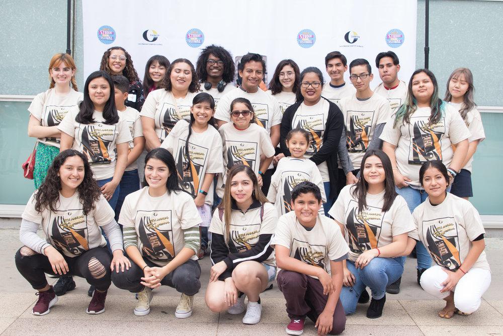 2018 LACLA Student Film Festival Participants