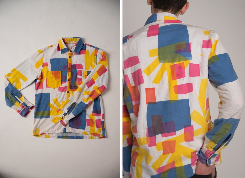 Matisse Inspired Flannel