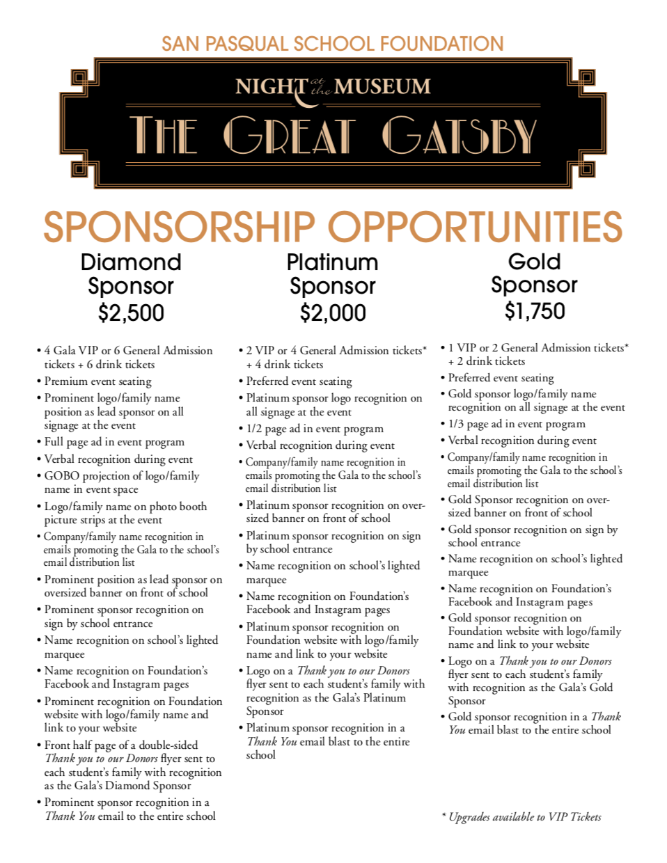 Click to Download Sponsorship Opportunities