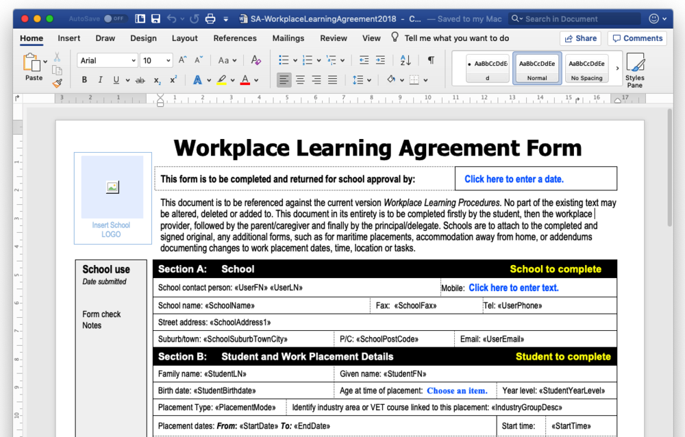 SA-WorkplaceLearningAgreement2018  -  Compatibility Mode.png