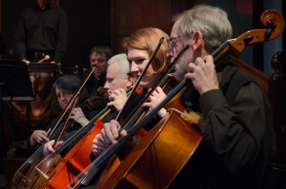MetSO Cellos