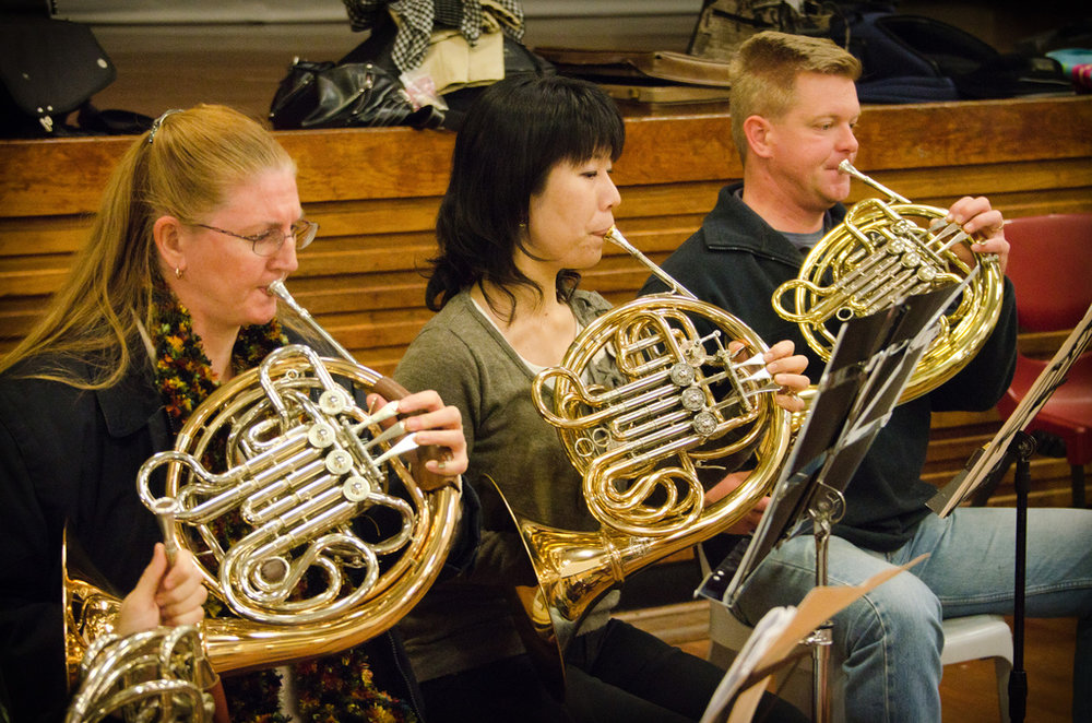 MetSO French Horns