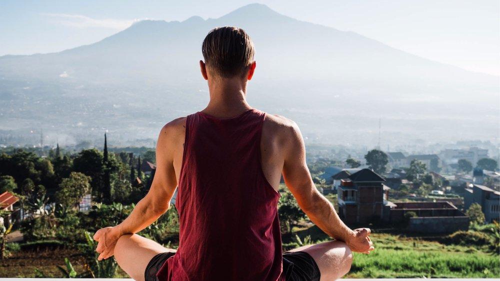 Yves Seeholzer Radiant Yoga