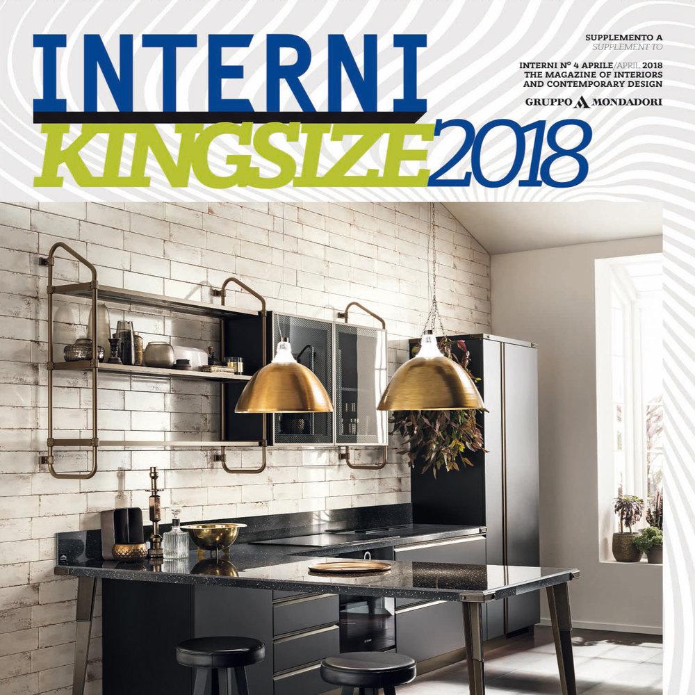 INTERNI King Size