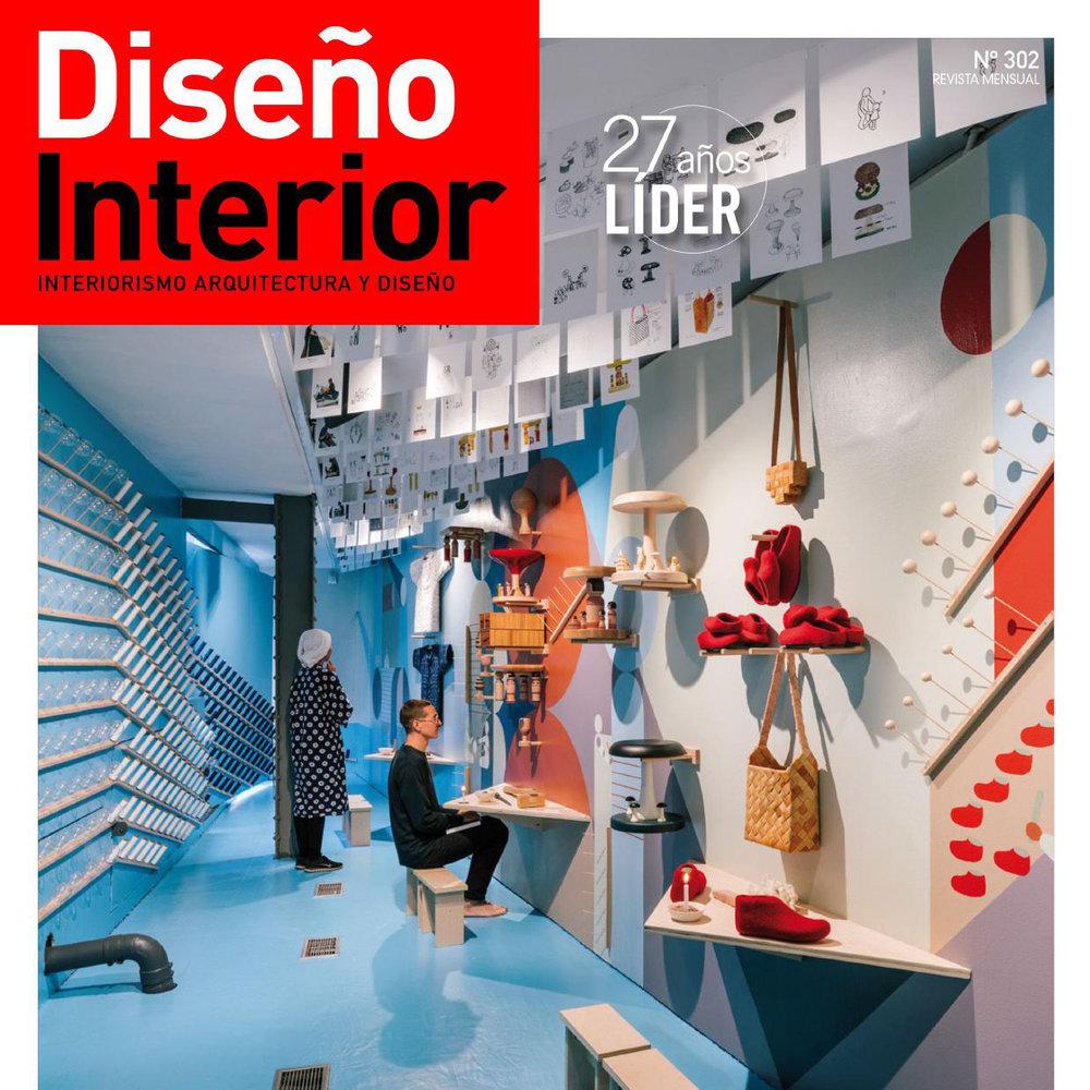 DISENO INTERIOR - March
