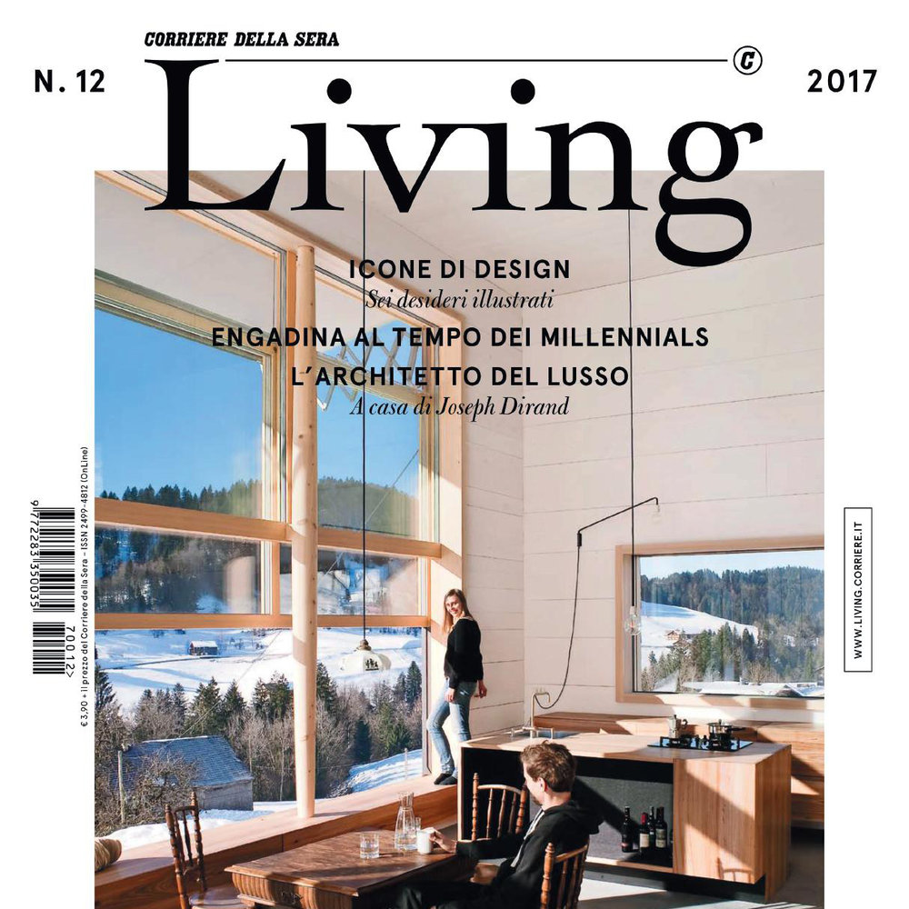 LIVING CORRIERE - December