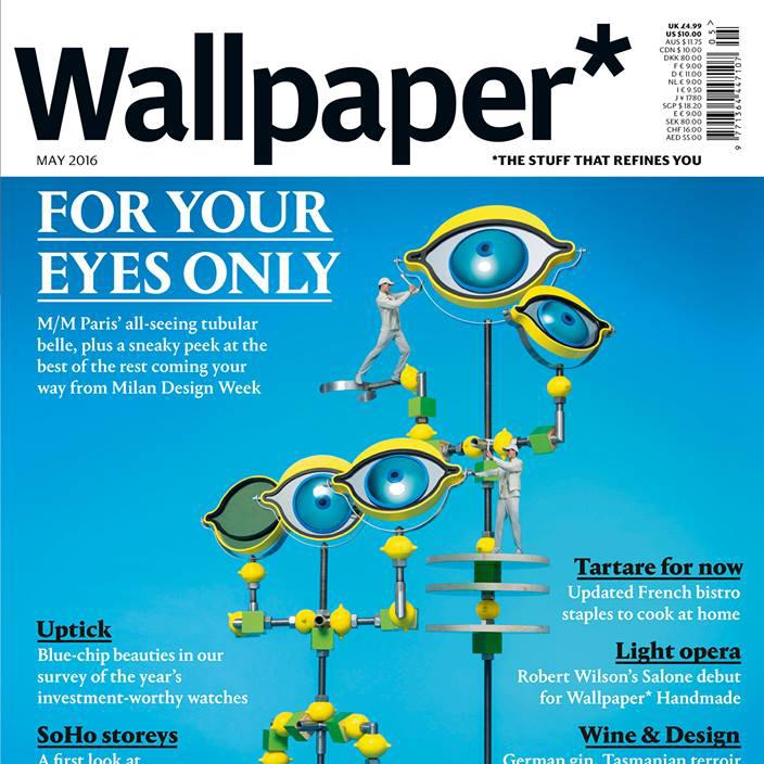 WALLPAPER - May