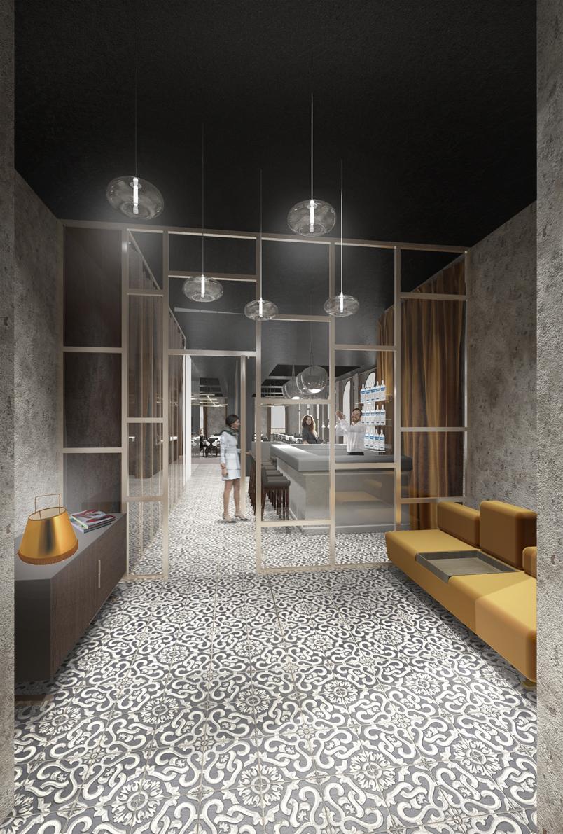Riviera - Restaurant Concept - Milano