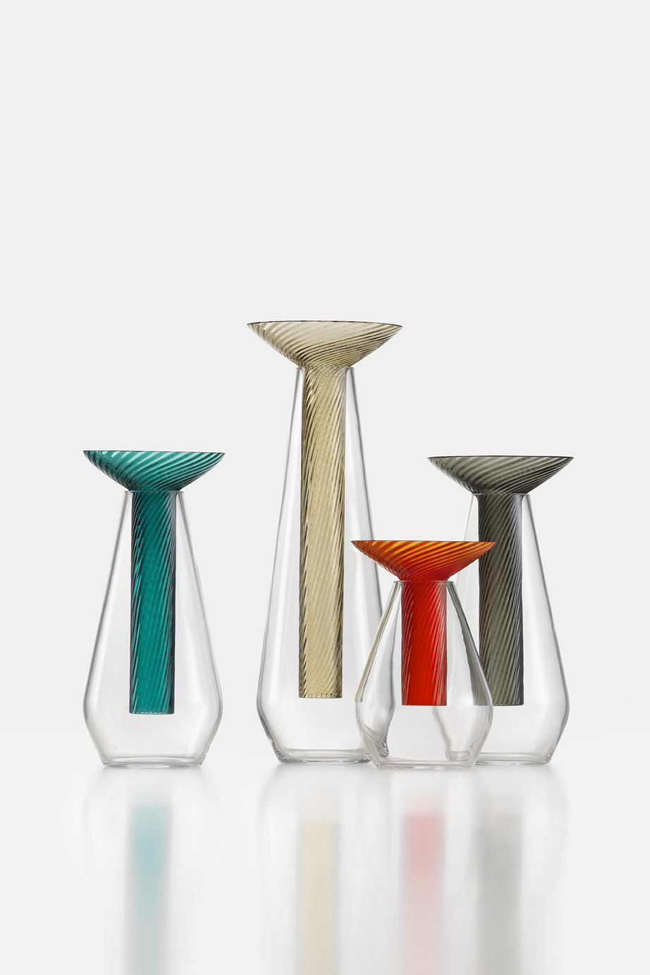 Calici Vases - for Salviati