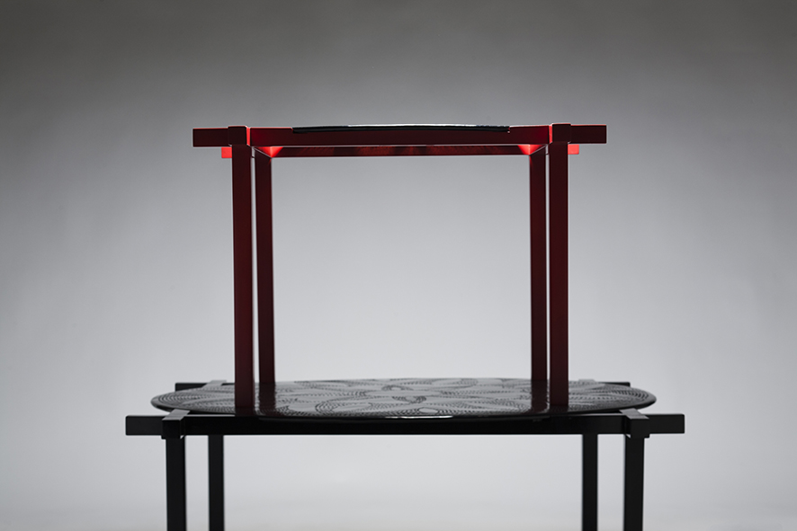 Series Furniture - Furniture pieces produced in series