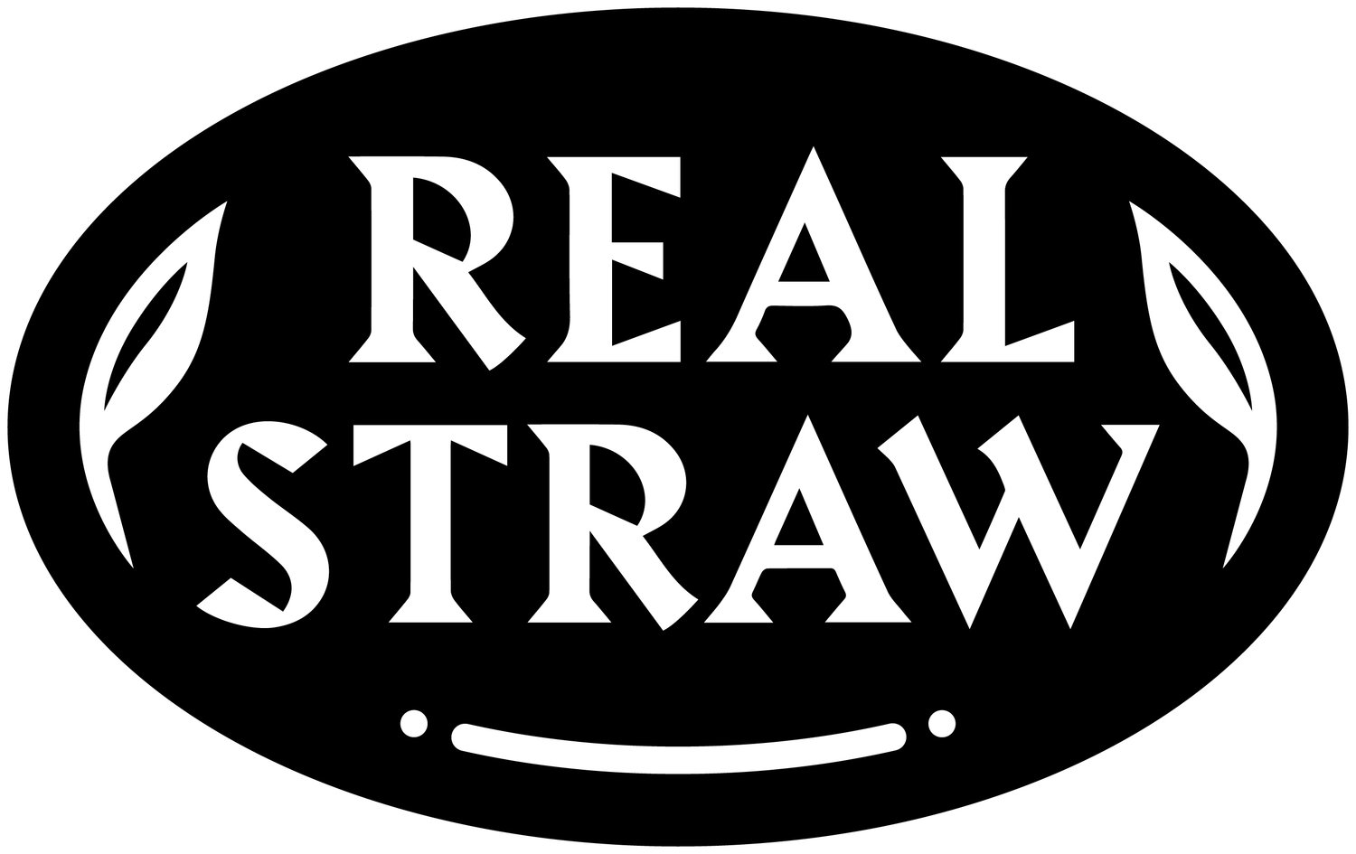 Real Straw