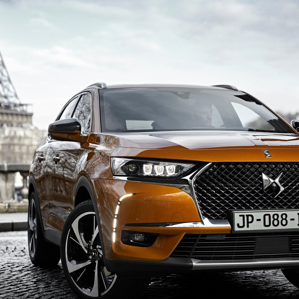 DS Automobiles - Website management / Concept Store Design / Social media management / Email marketing