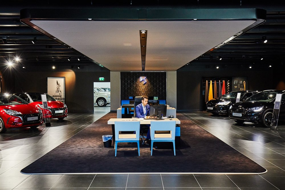 DS Store Stockholm -