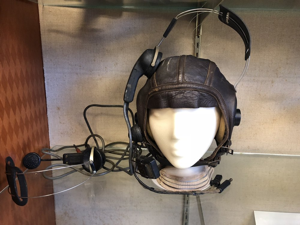 WW II Military Helmet
