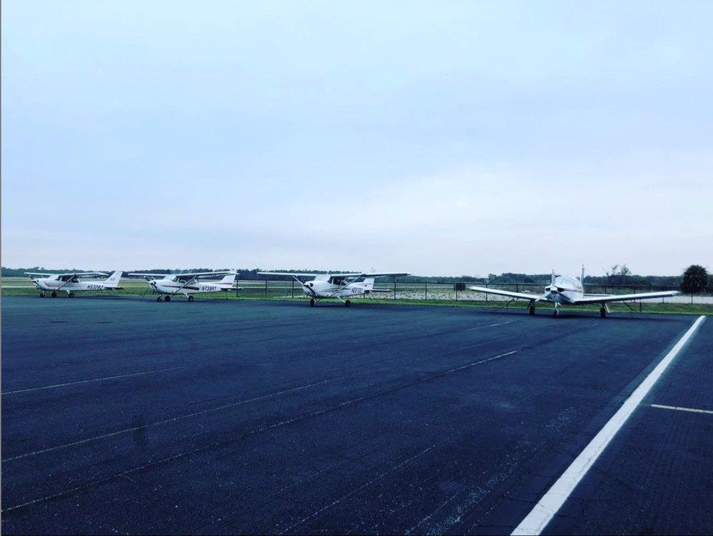 Runway View