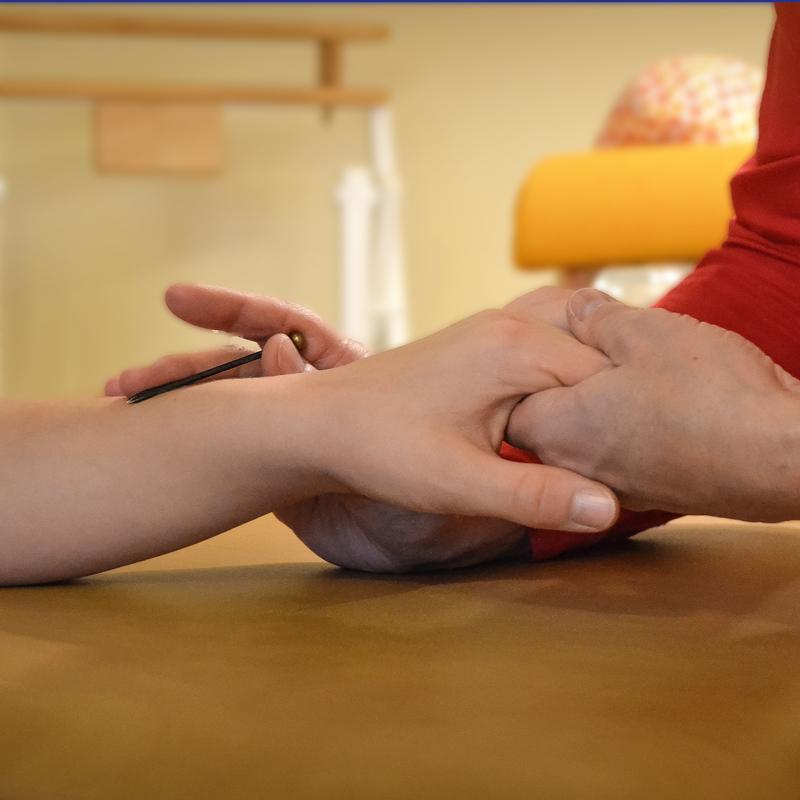 Akupunktur für Kinder