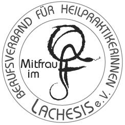 Lachesis e.V.  Berufsverband für Heilpraktikerinnen Logo