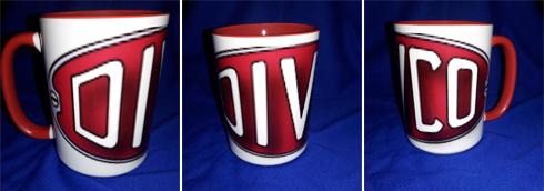 Divco Logo Mug