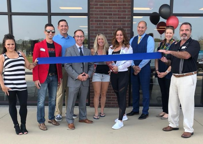 SNAP Fitness Ribbon Cutting Ceremony