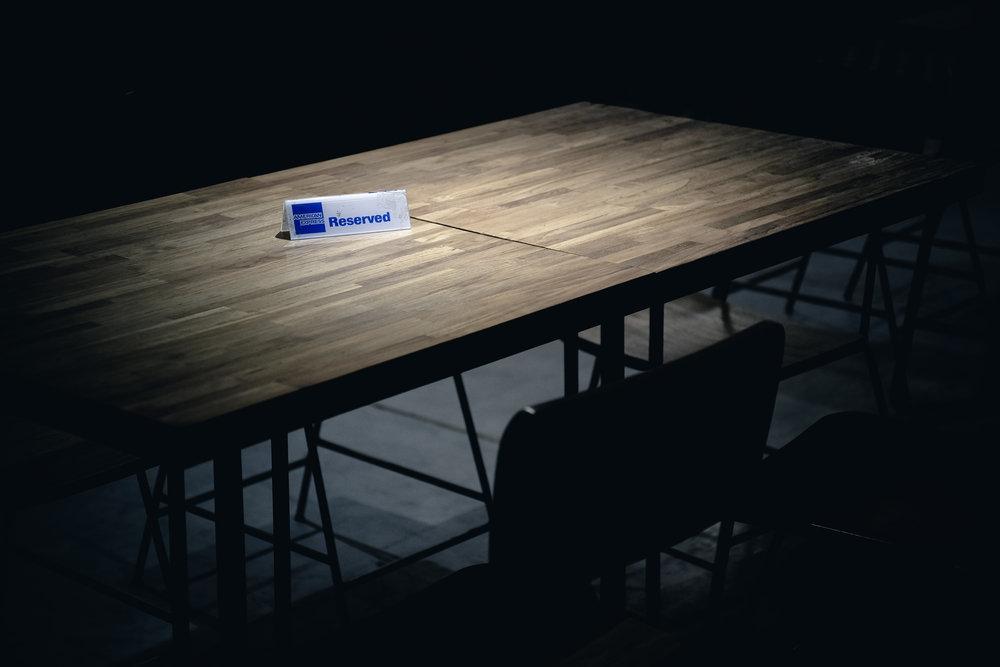 Dedicated Desk -