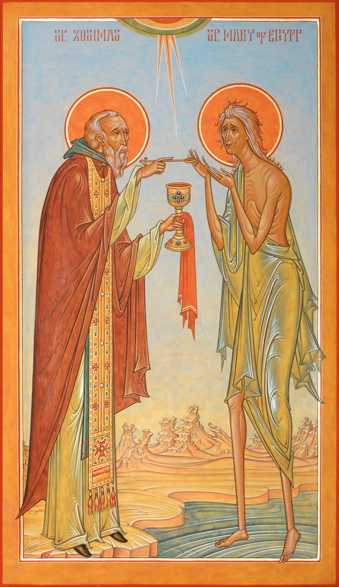 Sts. Mary of Egypt & Zosimas