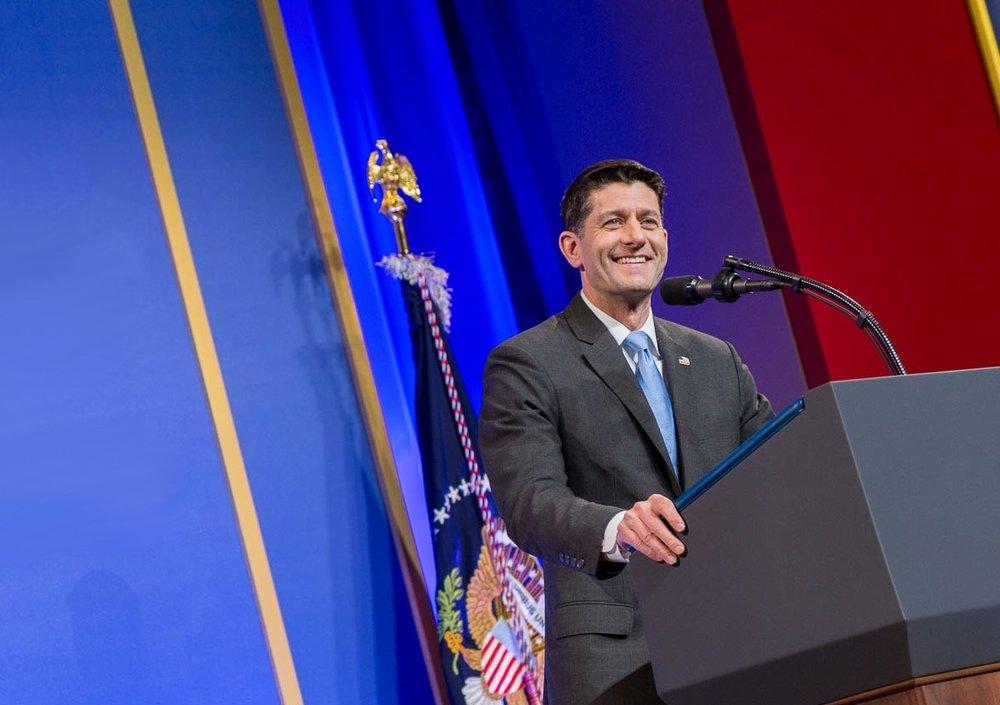 Paul Ryan 2018