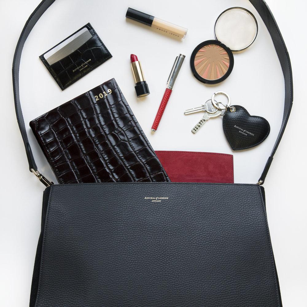 Luxury Leather Goods Social Media Shoot