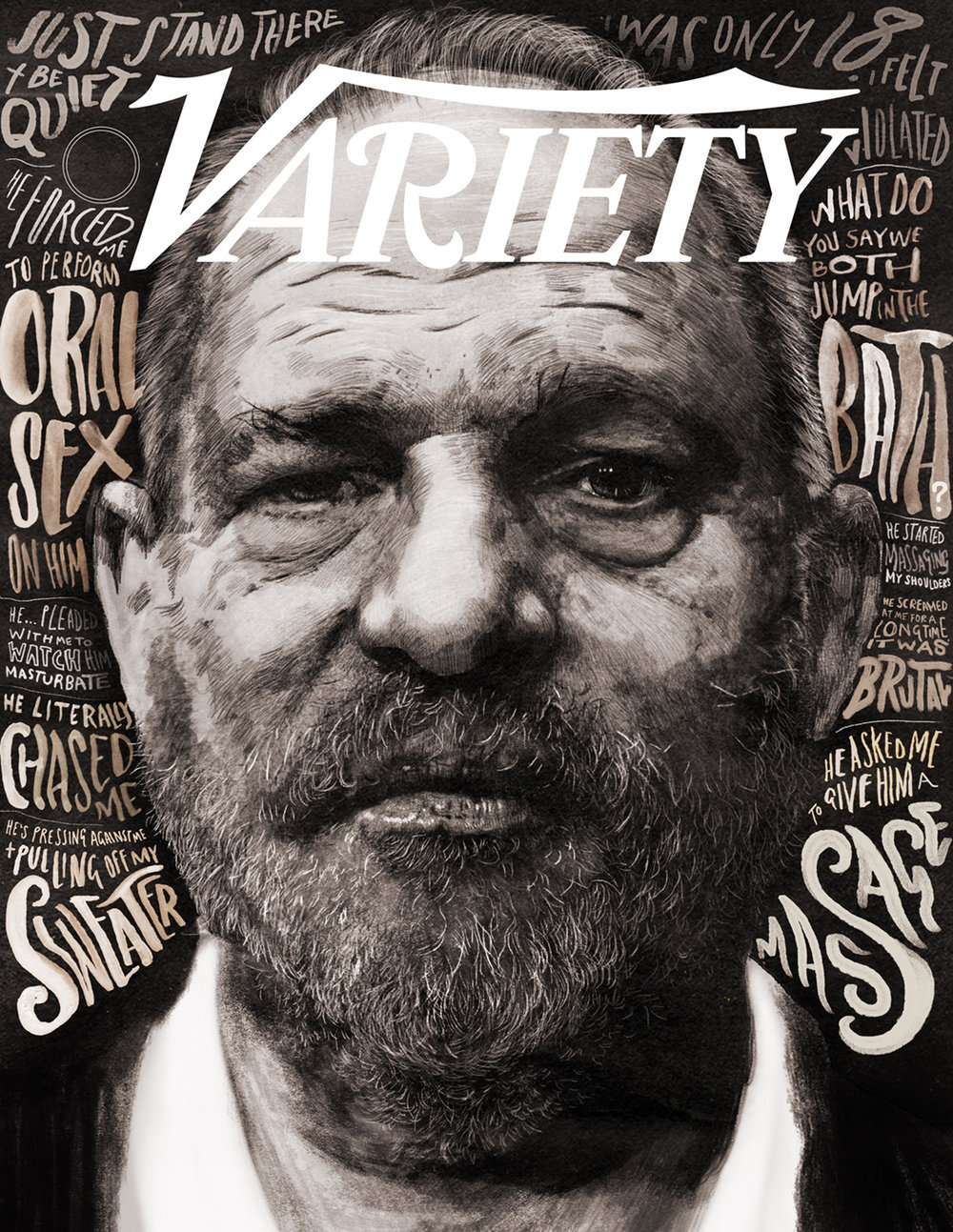 Weinstein Game Over Variety Cover